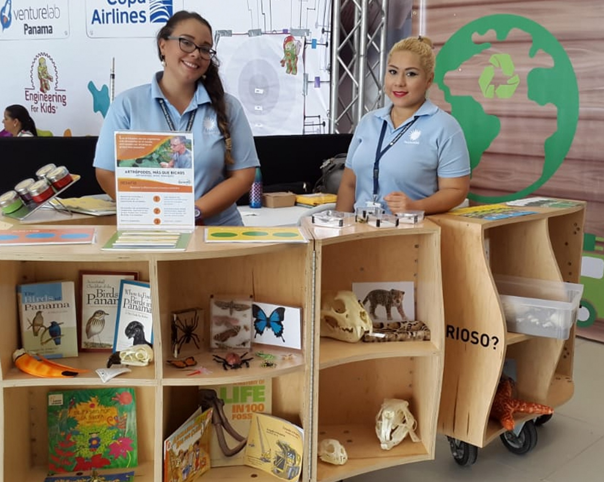 STRI at INNOVA-NATION Fest and Expo Ambiente 2018