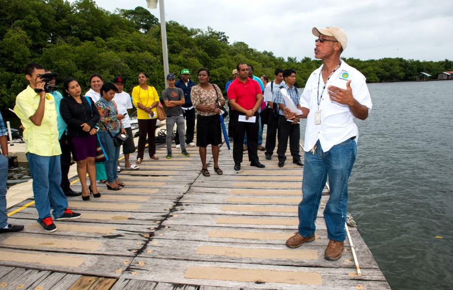 Education and Outreach Bocas del Toro