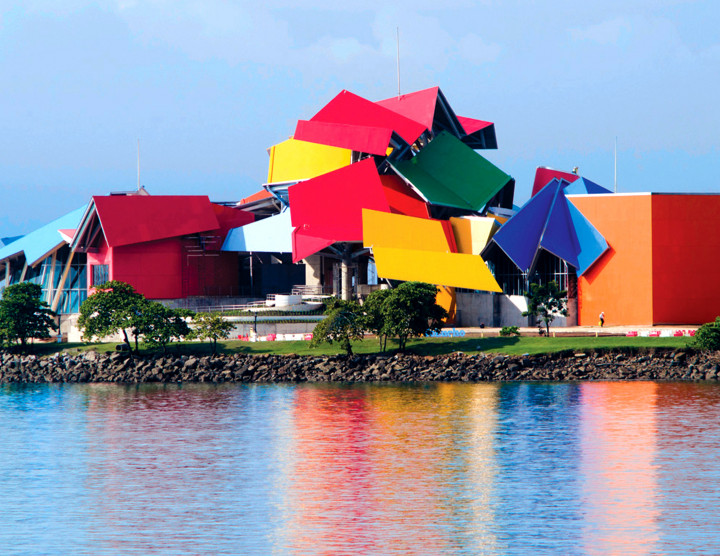 Designed by world-renowned architect Frank Gehry