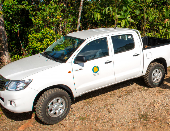 Field vehicles