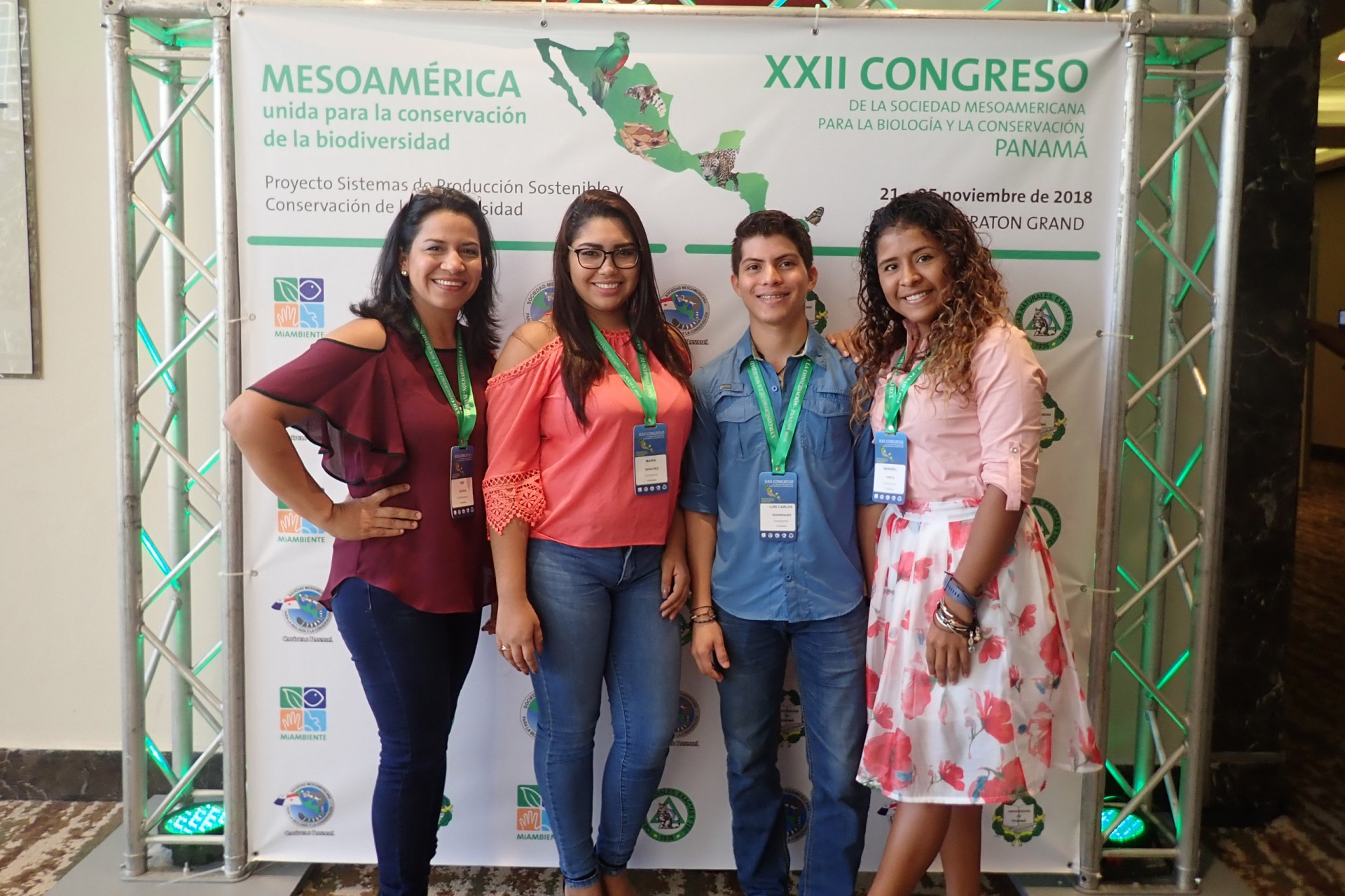 XXII Congress of the Mesoamerican  Society for Biology and Conservation