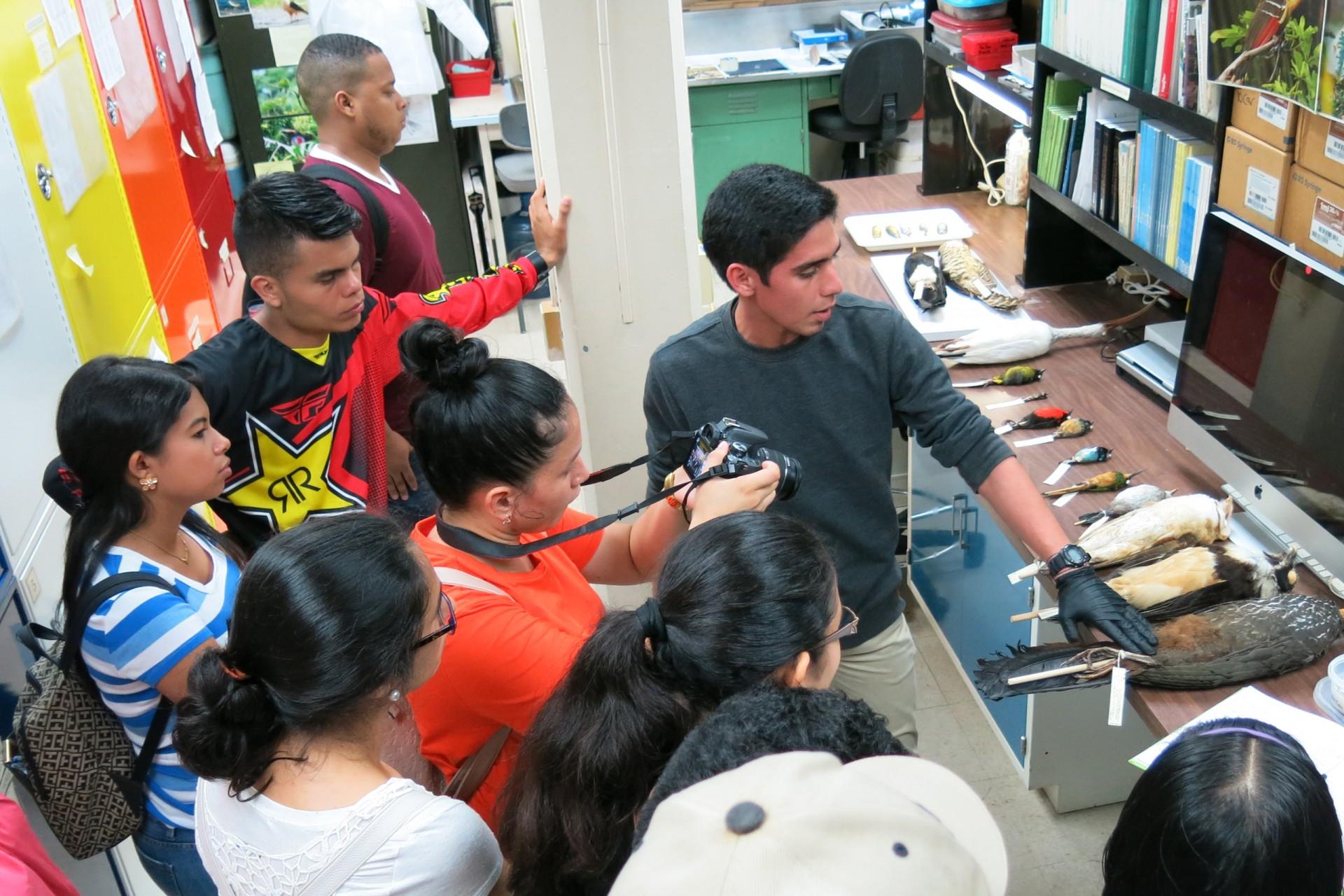 Behind the Scenes at Naos Labs