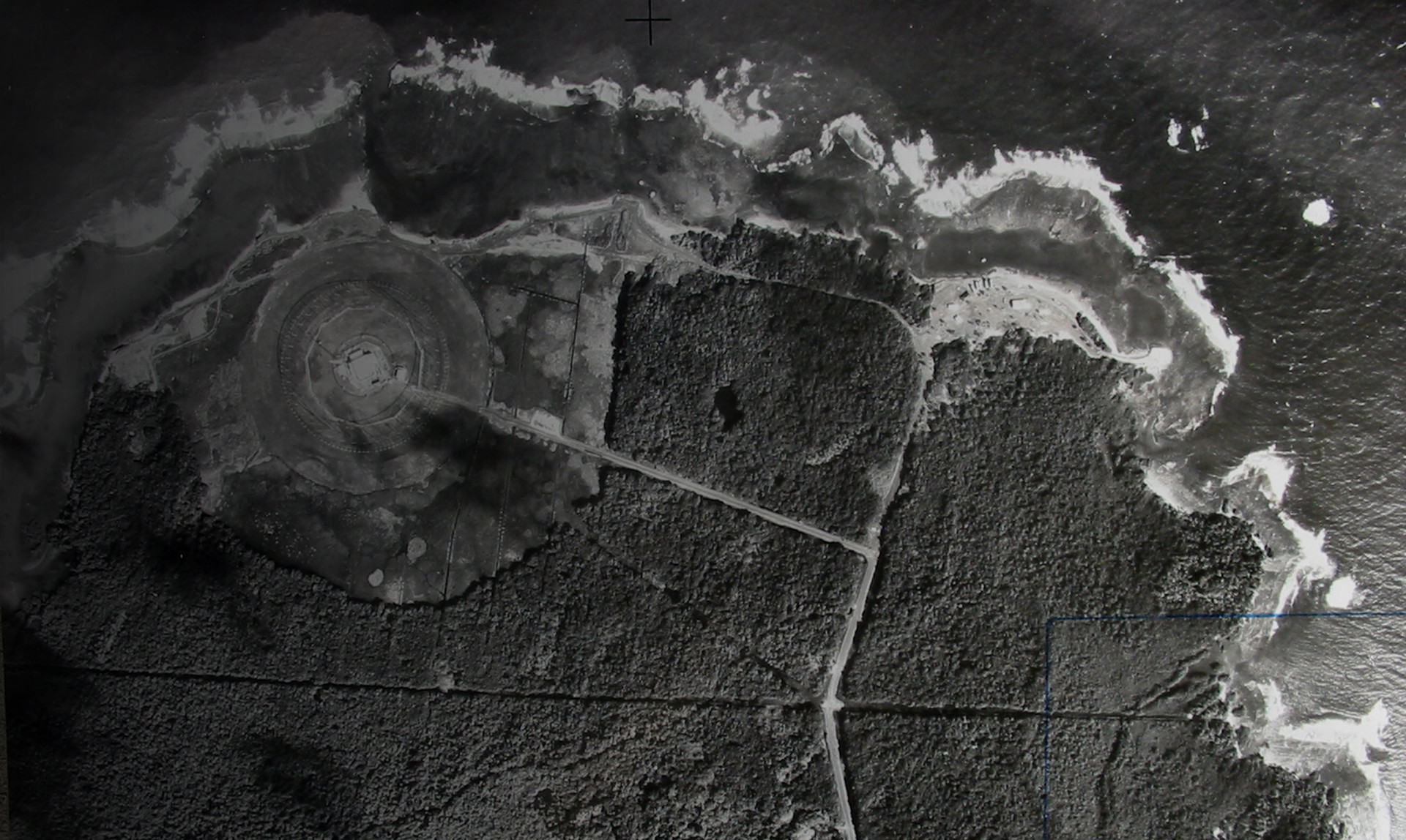Punta Galeta was a U.S. military communications station during World War II and the Cold War