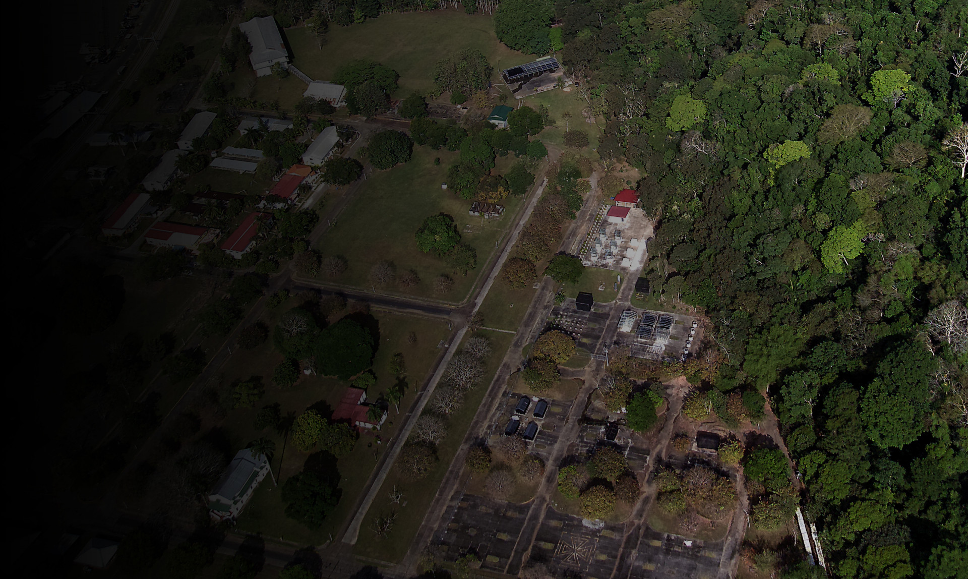 STRI purchased a 17.5-hectare site in a first step toward establishing a campus in Gamboa