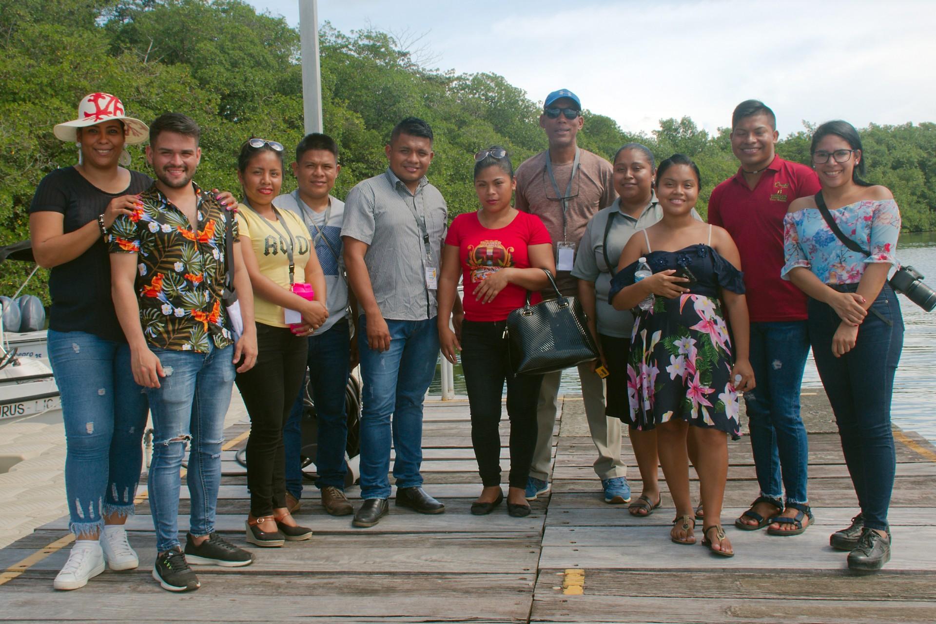 Journalists' Congress in Bocas del Toro