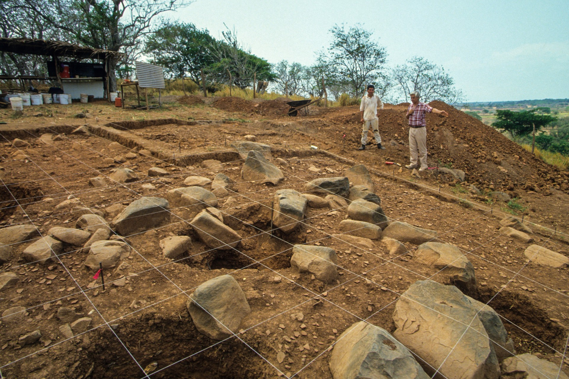 A life in archaeology