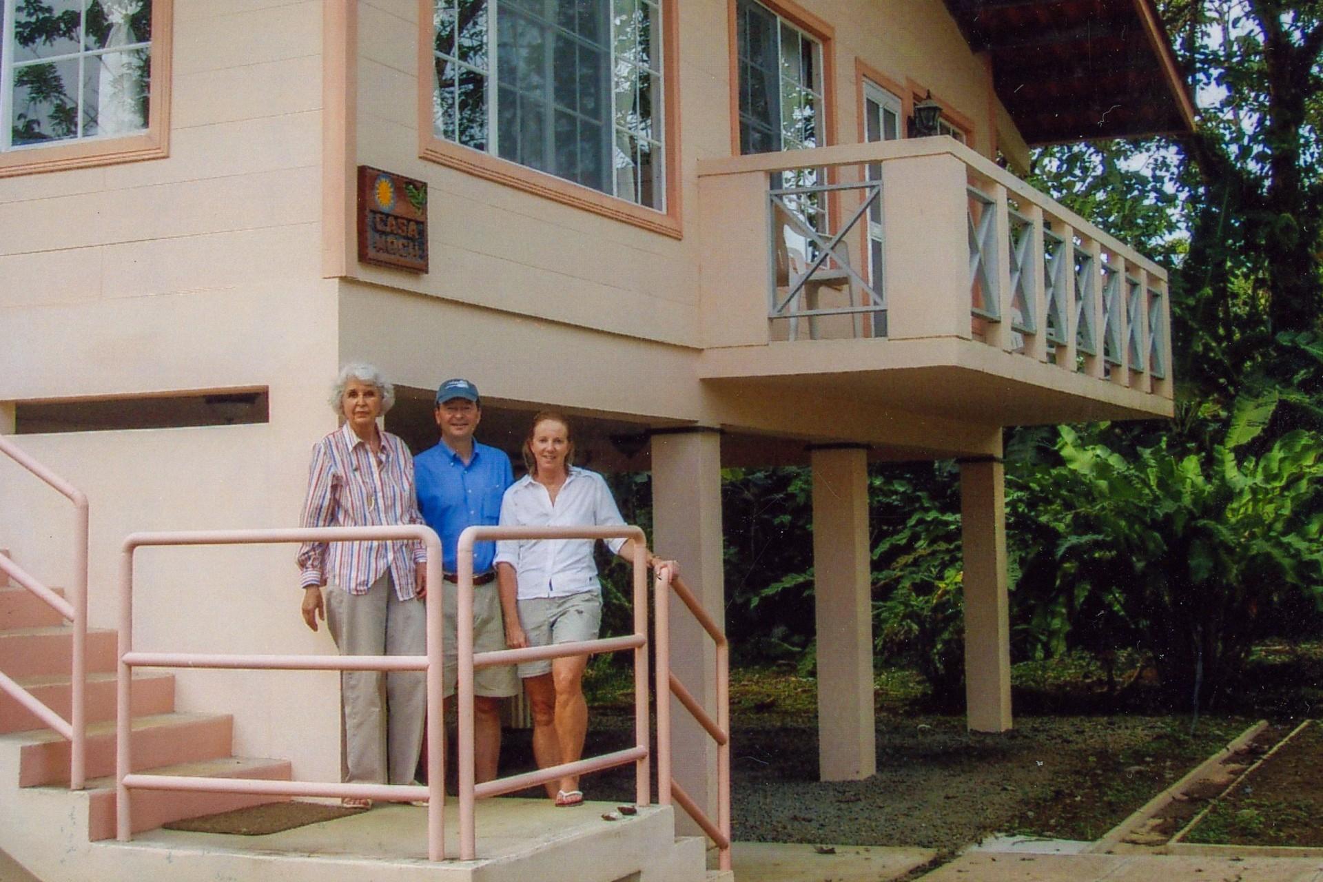 Lisina Hoch's generosity spanned decades