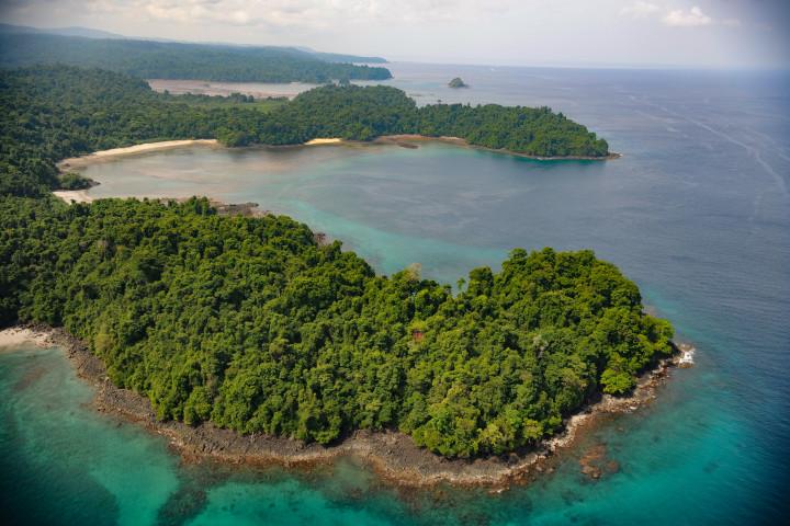 Coibita Island