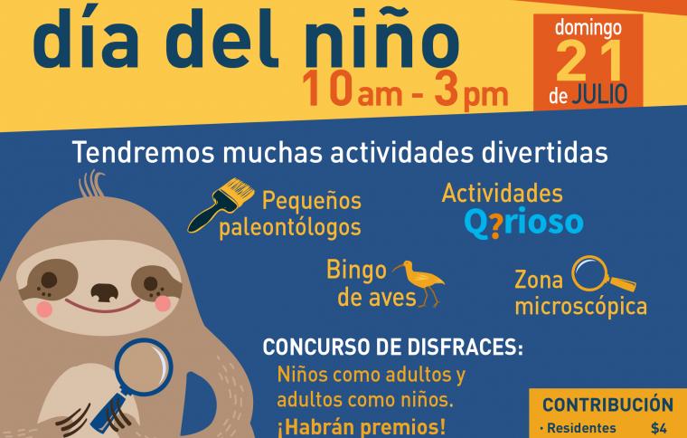 Día del Niño/Children's Day en Punta Culebra