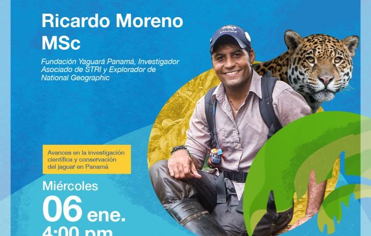 Smithsonian Tropical Research Institute Panamá Webinars