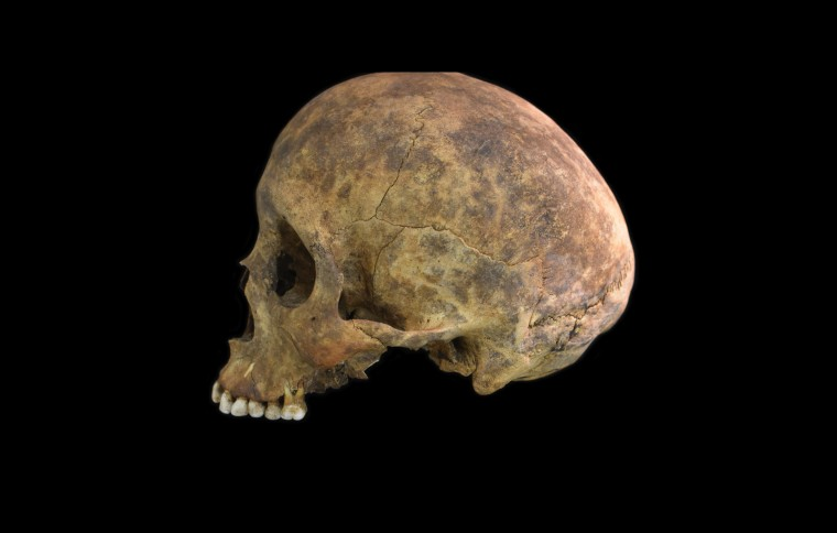 Pre-Columbian burials thumbnail